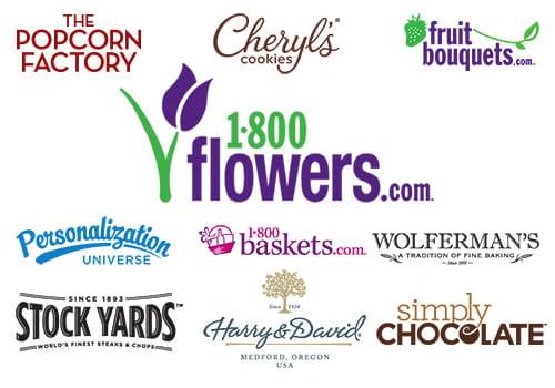1-800-FLOWERS.COM® FAMILY OF BRANDS